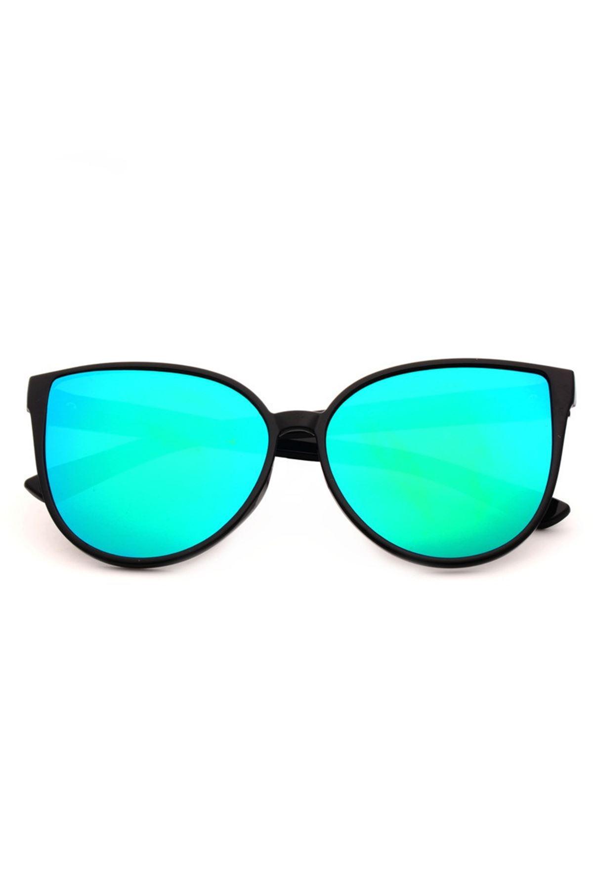 6012 Turkuaz Kadın Gözlük